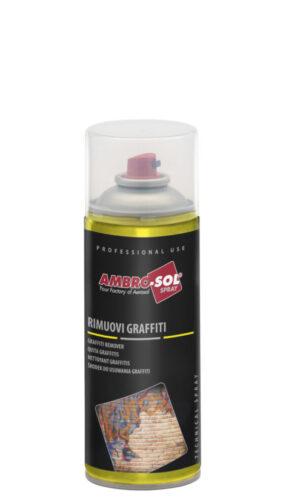 aerosol para eliminar pinturas y grafitis