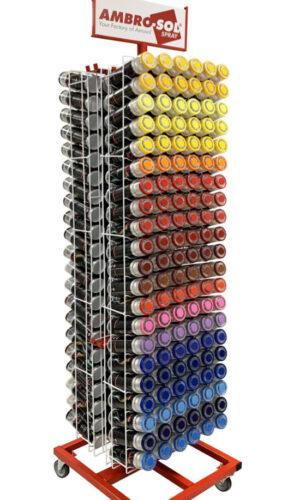 Expositor de Pintura en Spray Ambro-sol