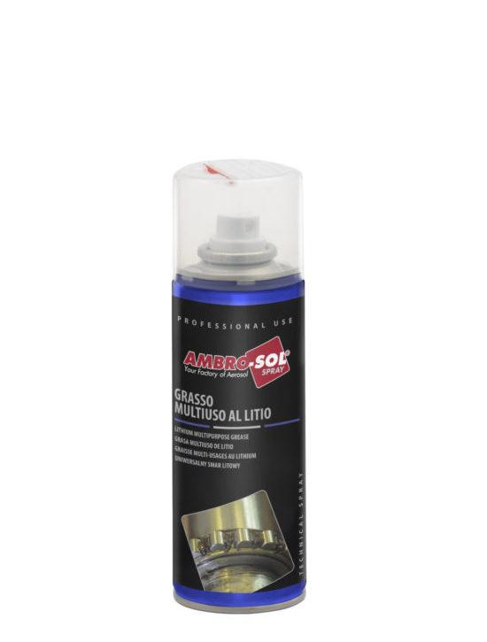 spray de grasa multiuso de litio 200 ml