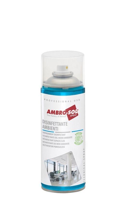 Spray Desinfectante Ambientes