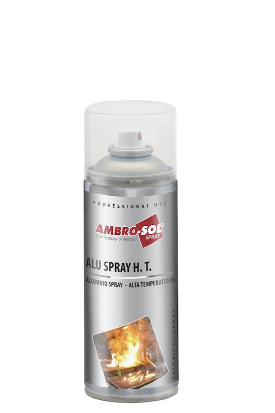 Spray de Aluminio