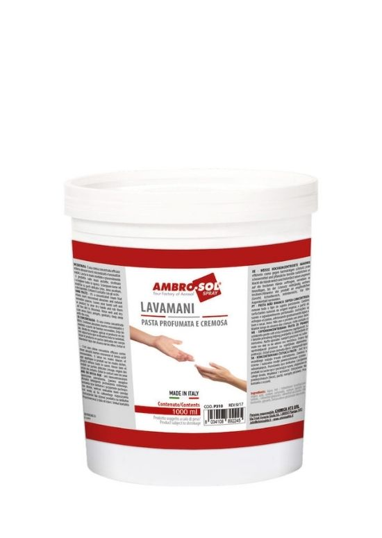 Pasta Lavamanos Superconcentrada 1 litro