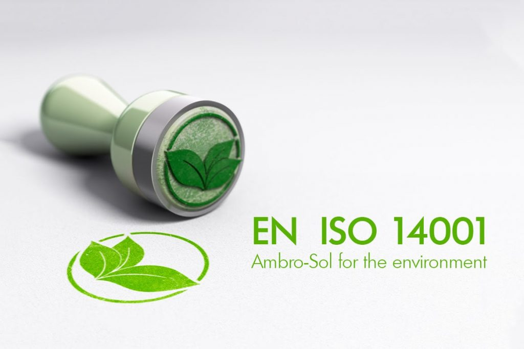 ISO 14.001 Ambo-Sol
